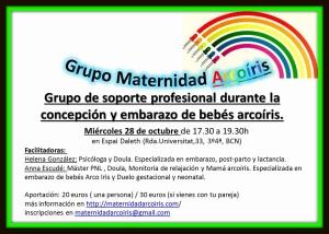 grupo soporte maternidad arcoiris